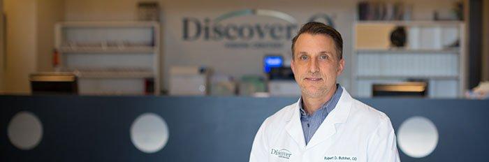 Dr. Robert D. Butcher, O.D.