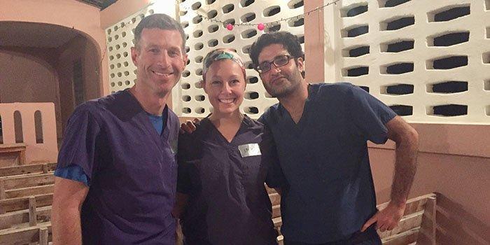 Dr. Brett Dawson, Dr. Emily Williams, Dr. Ajay Singh